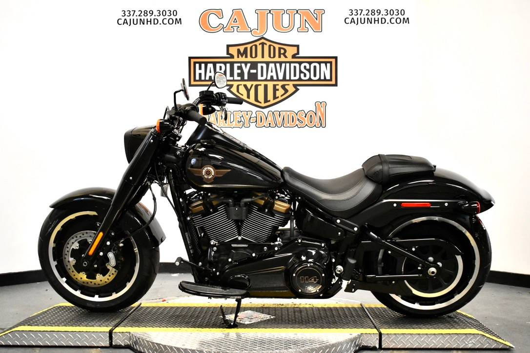 2020 Harley-Davidson Fat Boy® 114 30th Anniversary Limited Edition in Scott, Louisiana - Photo 2