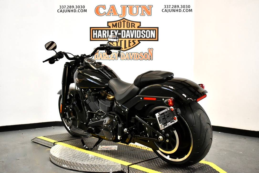 2020 Harley-Davidson Fat Boy® 114 30th Anniversary Limited Edition in Scott, Louisiana - Photo 4