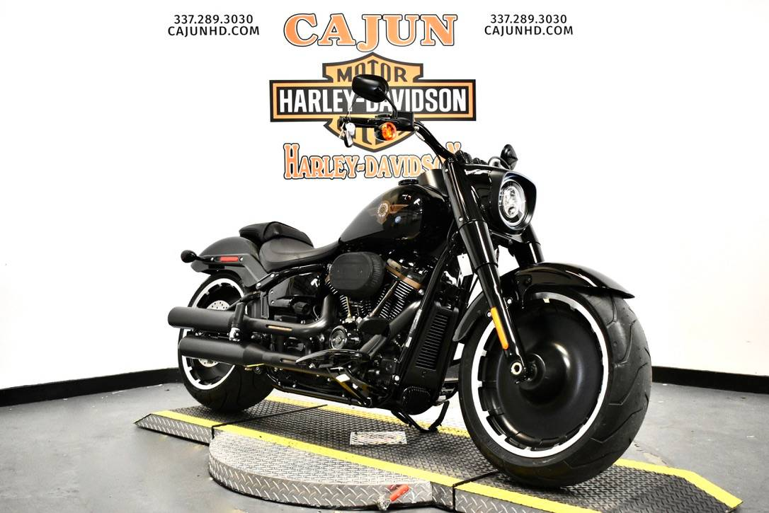 2020 Harley-Davidson Fat Boy® 114 30th Anniversary Limited Edition in Scott, Louisiana - Photo 5