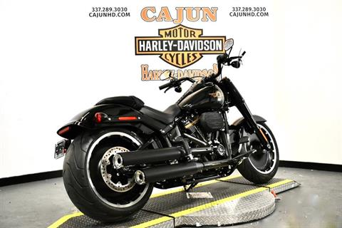 2020 Harley-Davidson Fat Boy® 114 30th Anniversary Limited Edition in Scott, Louisiana - Photo 6