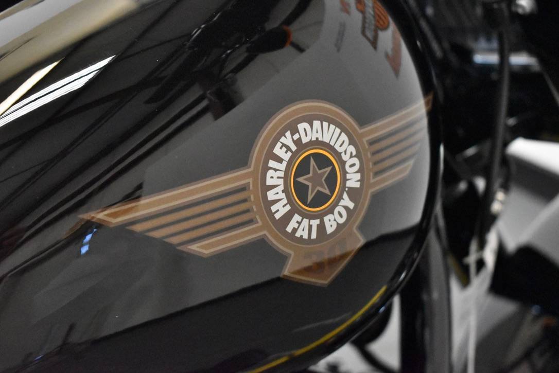 2020 Harley-Davidson Fat Boy® 114 30th Anniversary Limited Edition in Scott, Louisiana - Photo 10