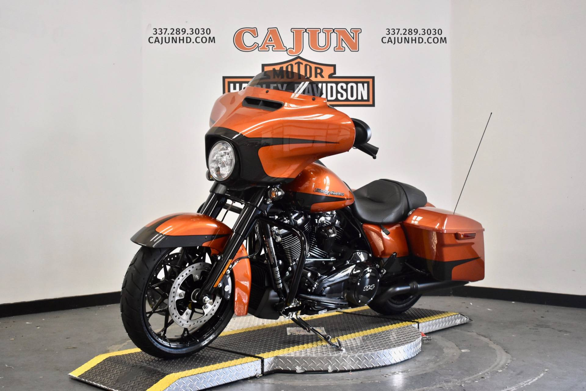 2020 street glide special - Photo 3