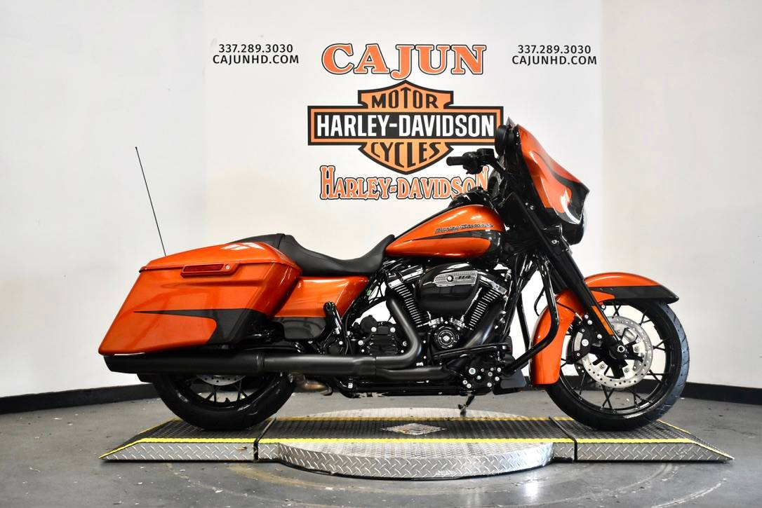 2020 Harley-Davidson Street Glide® Special in Scott, Louisiana - Photo 1