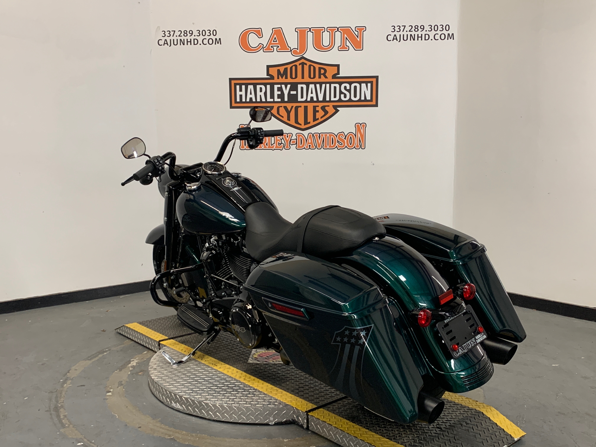 2021 Harley-Davidson Road King® Special in Scott, Louisiana - Photo 3