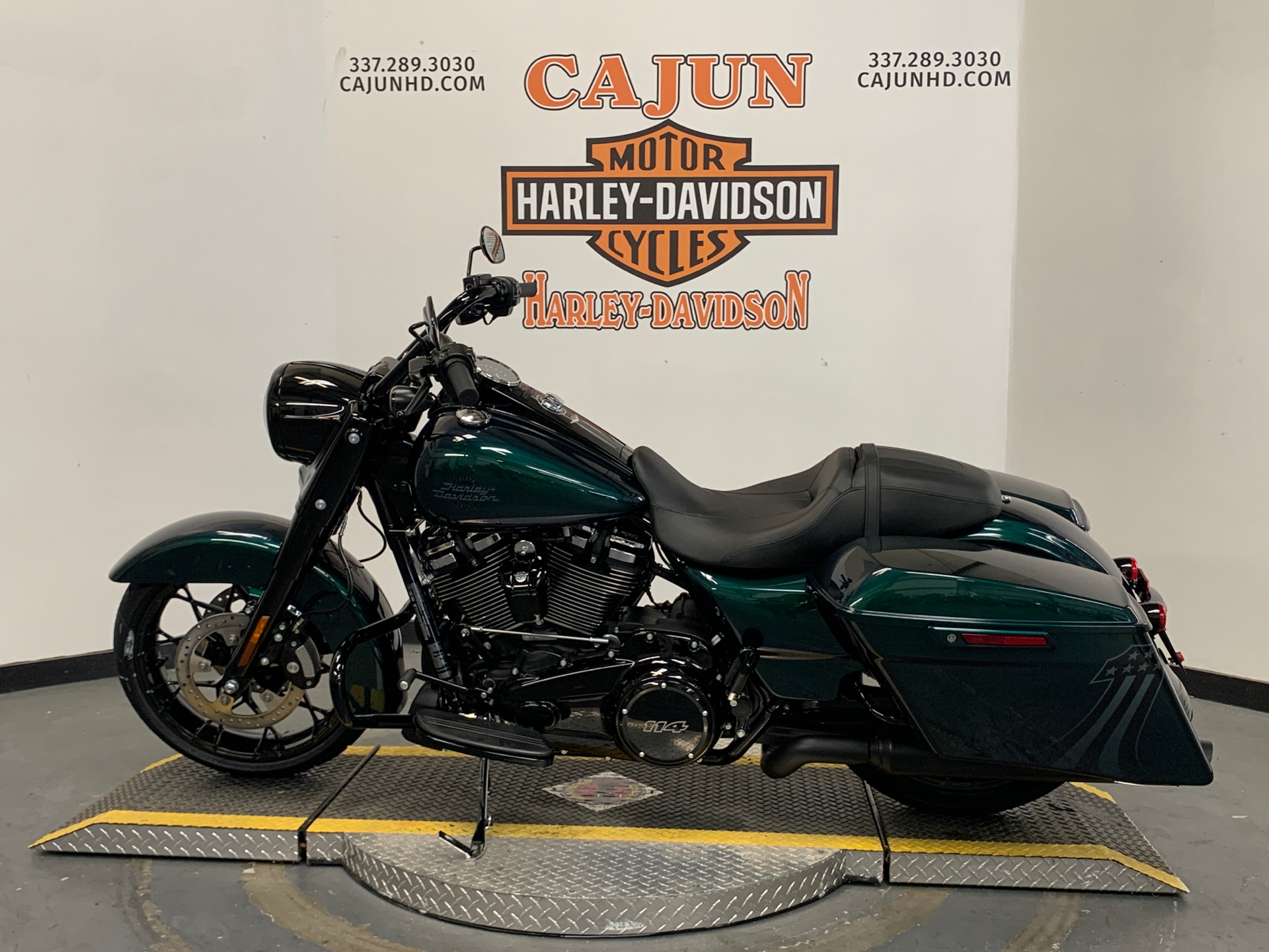 2021 Harley-Davidson Road King® Special in Scott, Louisiana - Photo 4