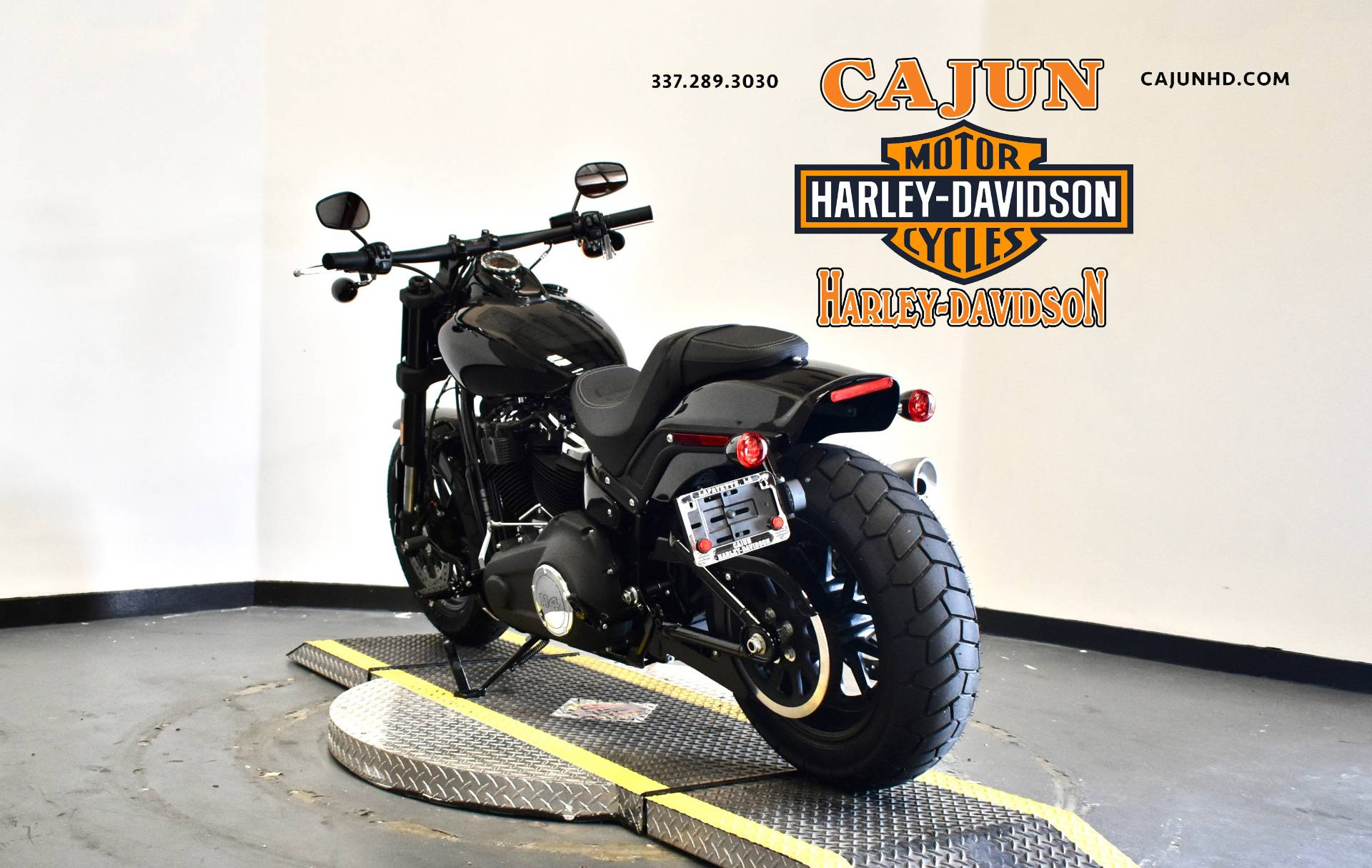 2020 Harley-Davidson Fat Bob® 114 in Scott, Louisiana - Photo 3