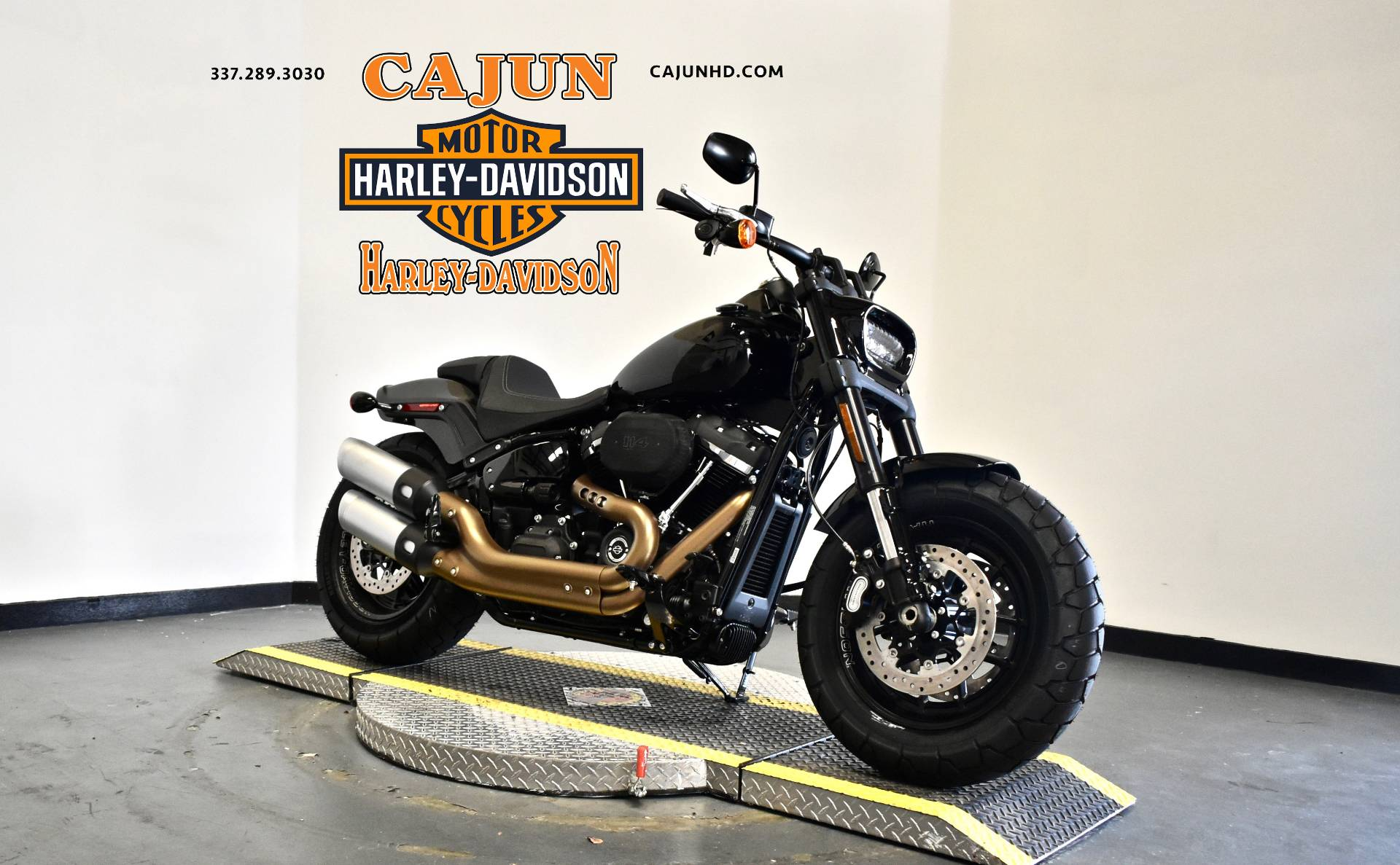 2020 Harley-Davidson Fat Bob® 114 in Scott, Louisiana - Photo 6