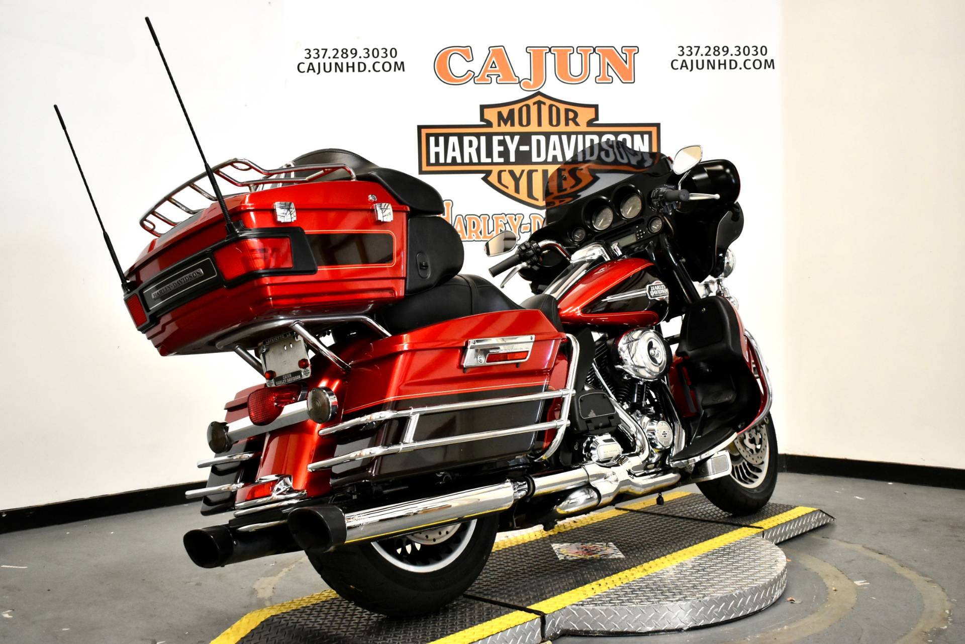 2012 Harley-Davidson Ultra Classic® Electra Glide® in Scott, Louisiana - Photo 7