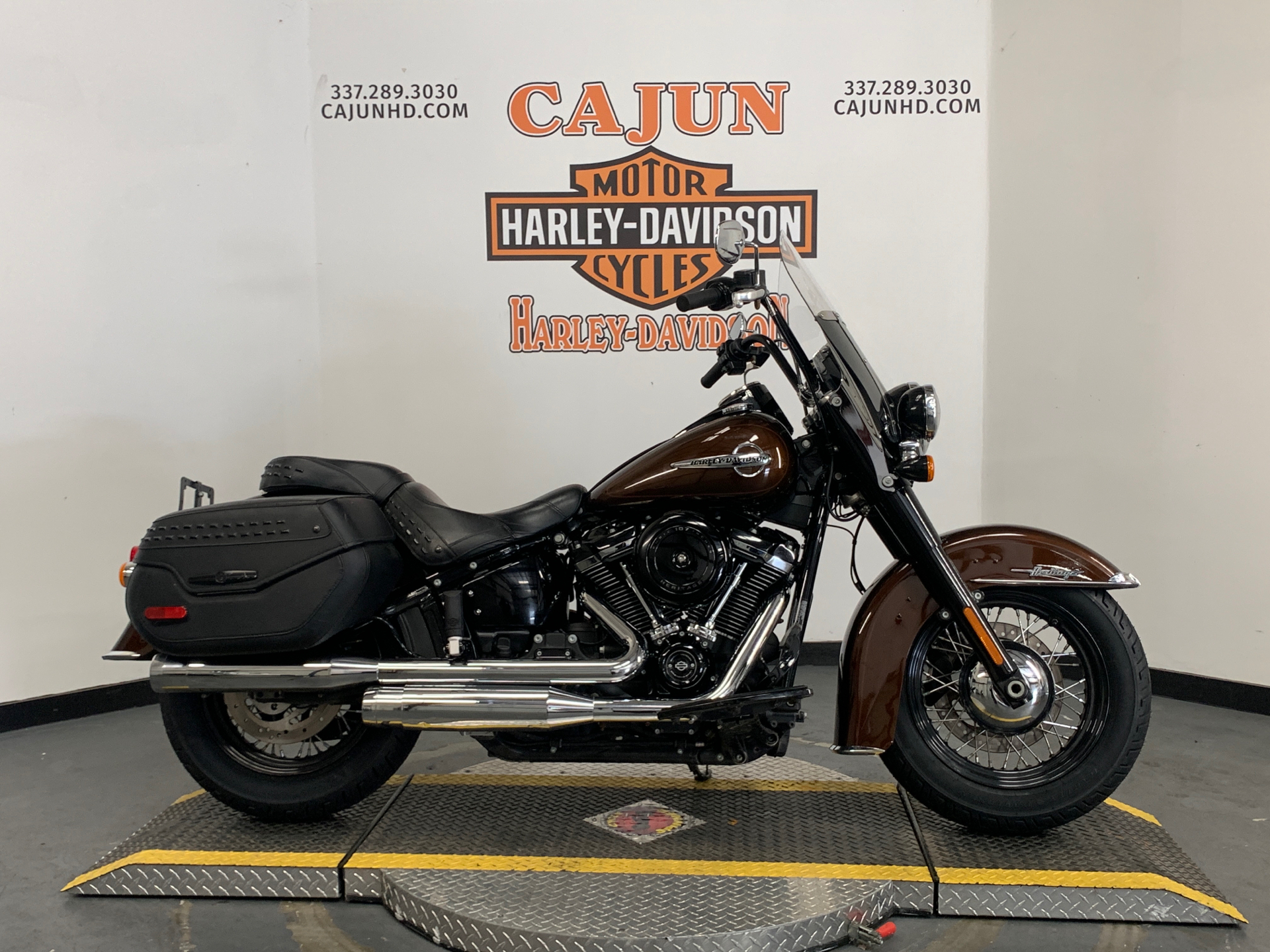 Harley-Davidson - Heritage Classic For Sale - Photo 1