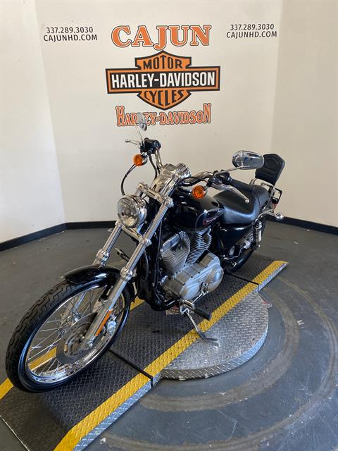 2009 Harley-Davidson Sportster 883 Custom in Scott, Louisiana - Photo 4