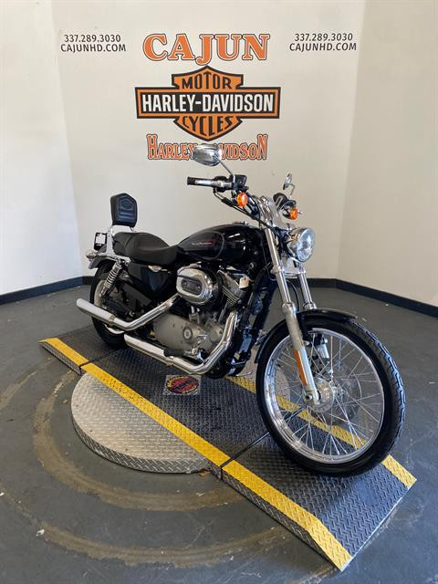 2009 Harley-Davidson Sportster 883 Custom in Scott, Louisiana - Photo 6