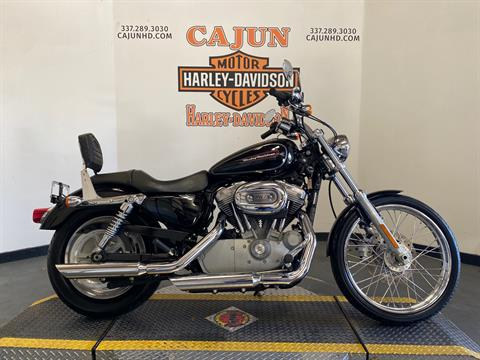2009 Harley-Davidson Sportster 883 Custom in Scott, Louisiana - Photo 1