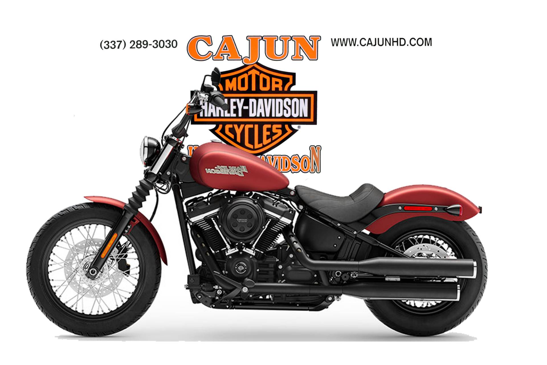 2020 Harley-Davidson Street Bob® in Scott, Louisiana