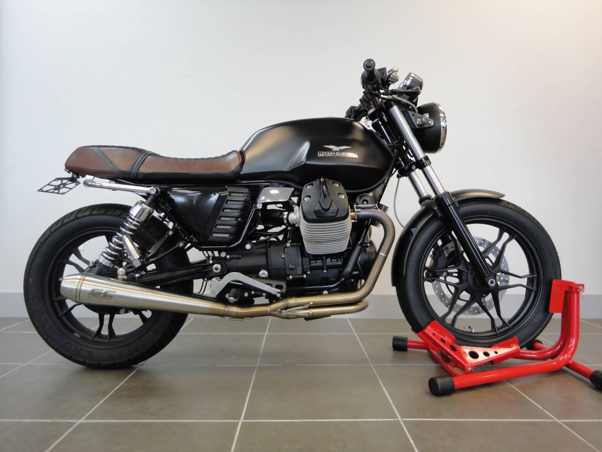 2013 moto guzzi v7 stone for sale. Black Bedroom Furniture Sets. Home Design Ideas