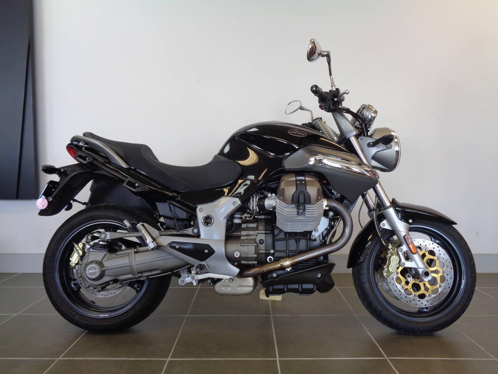 2007 Moto Guzzi Breva 1100 1