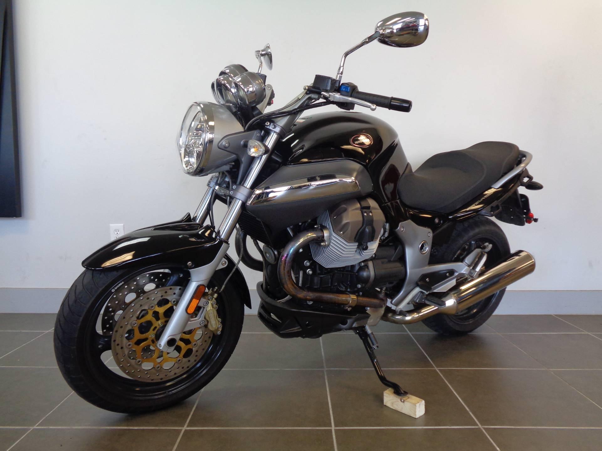 2007 Moto Guzzi Breva 1100 10