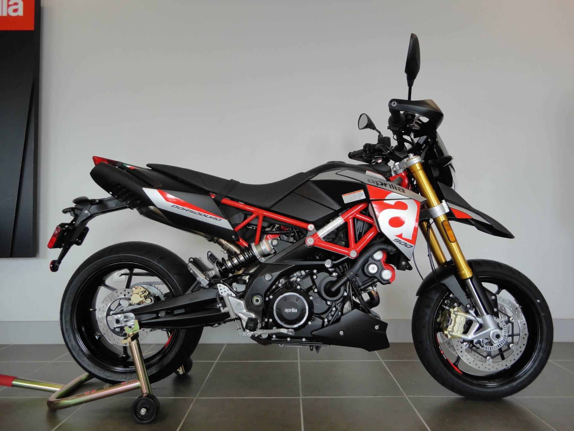 new 2018 aprilia dorsoduro 900 motorcycles in houston tx. Black Bedroom Furniture Sets. Home Design Ideas