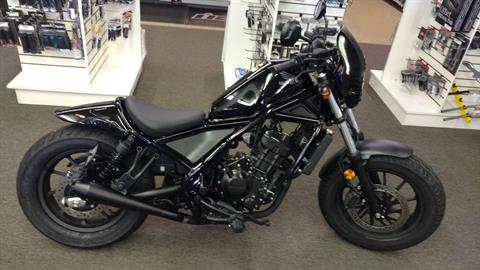 2017 Honda Rebel 300 ABS in Warren, Michigan