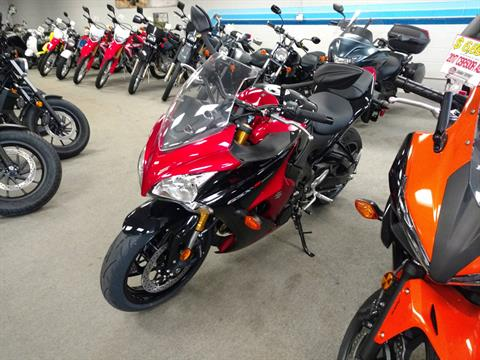 2016 Suzuki GSX-S1000F ABS in Warren, Michigan