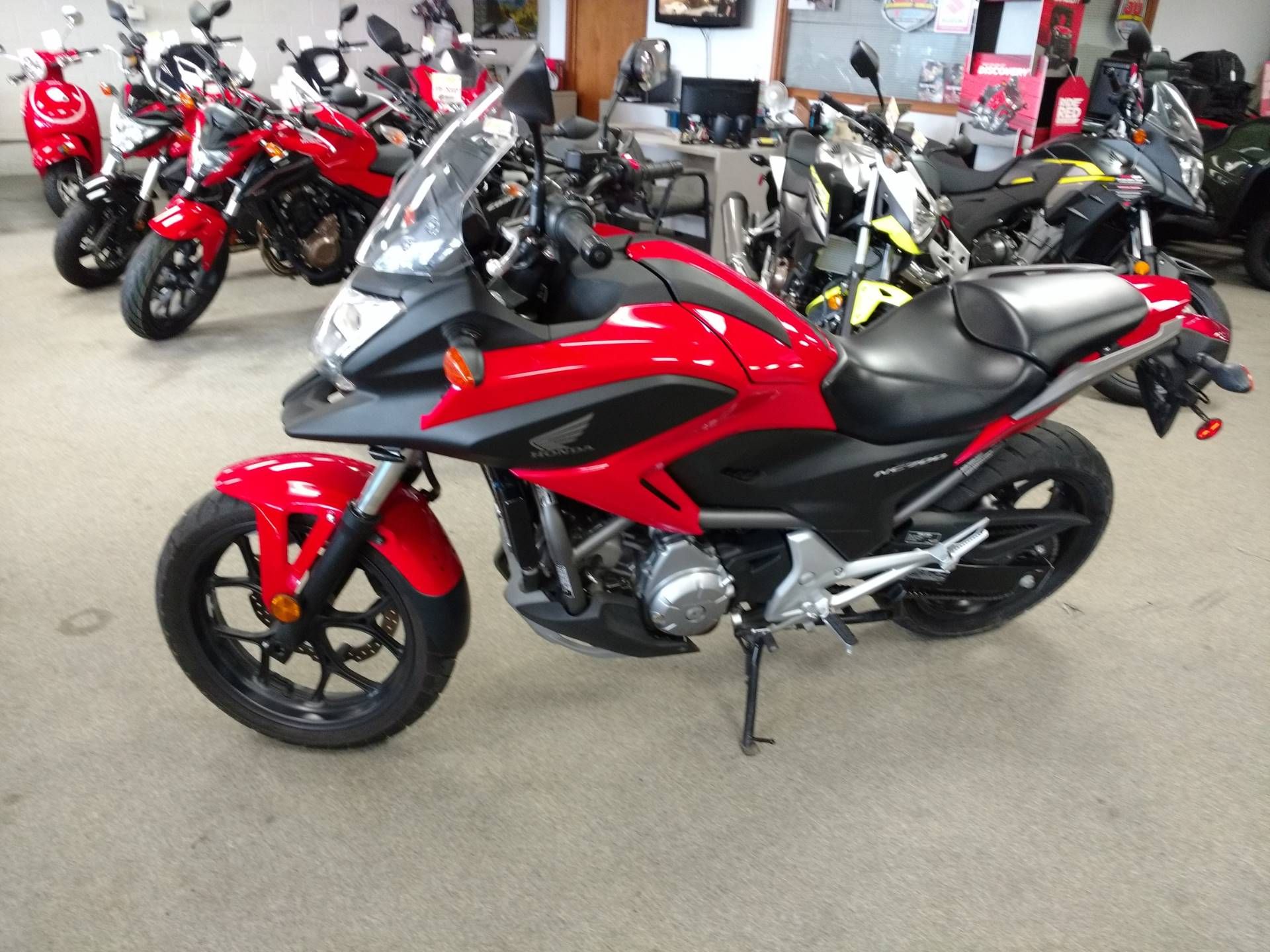 2013 Honda NC700X in Warren, Michigan