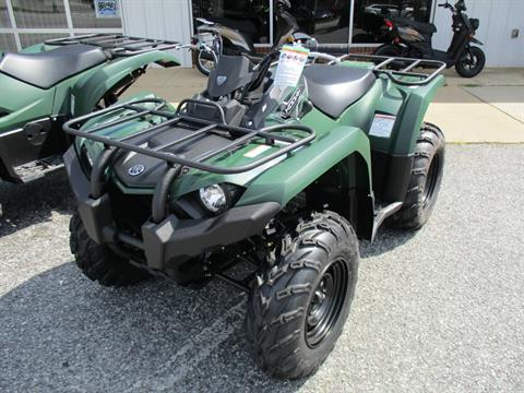 2018 Yamaha Kodiak 450 in Hendersonville, North Carolina