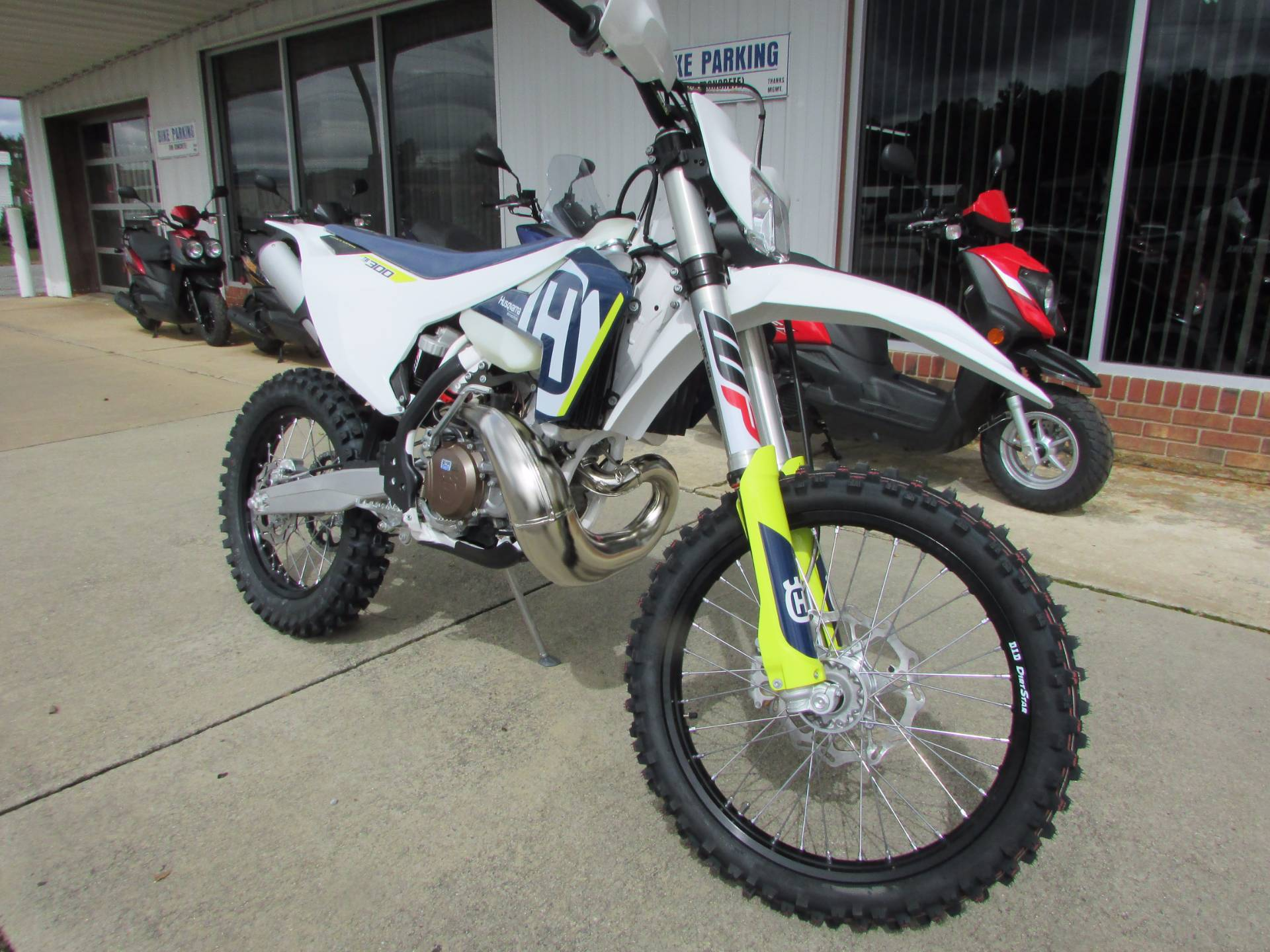 2018 Husqvarna TE 300 in Hendersonville, North Carolina