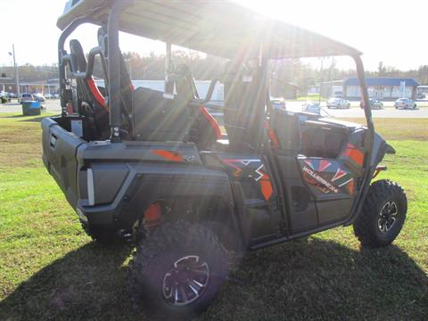2018 Yamaha Wolverine X4 SE in Hendersonville, North Carolina