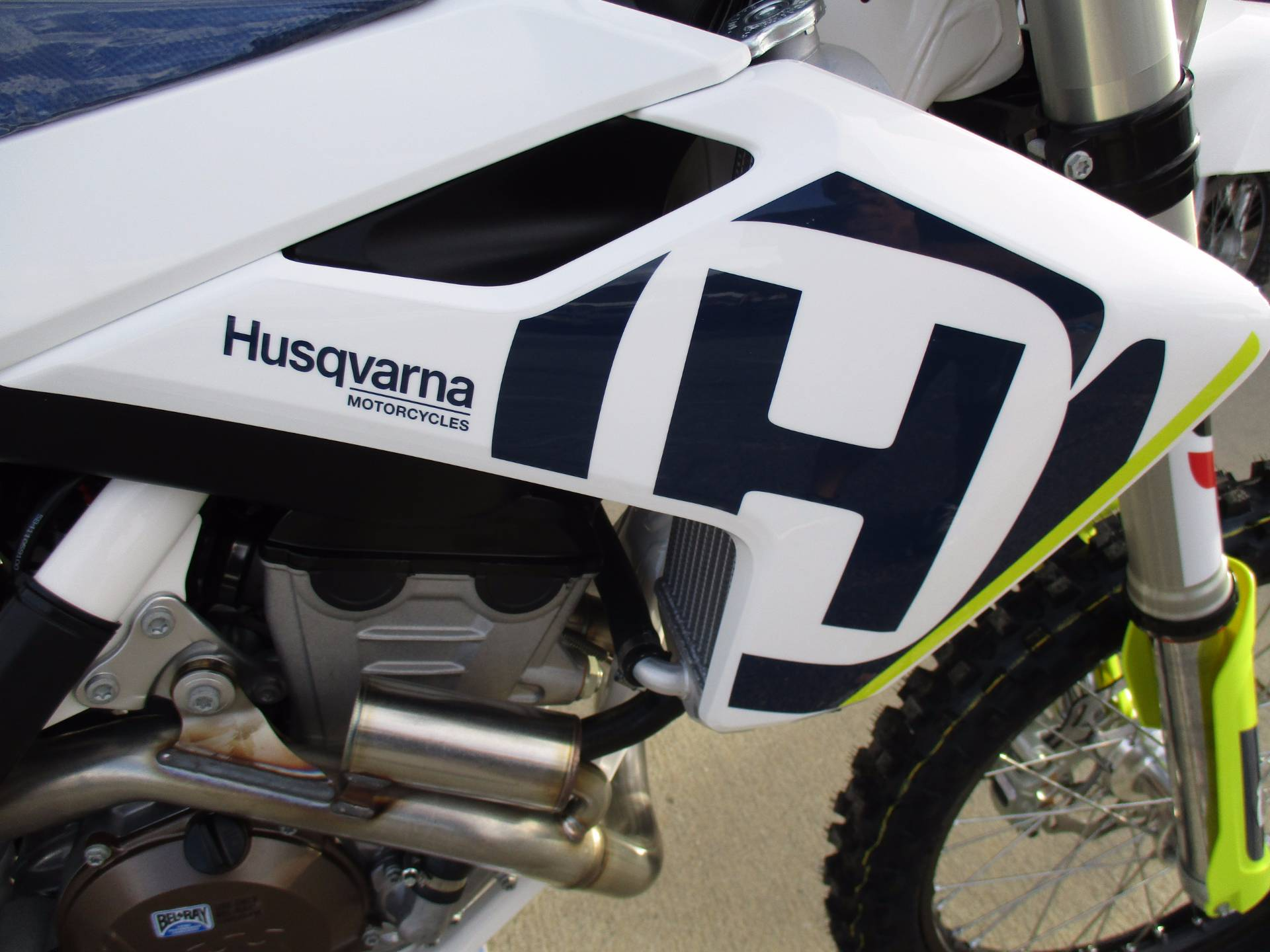 2018 Husqvarna FC 250 in Hendersonville, North Carolina