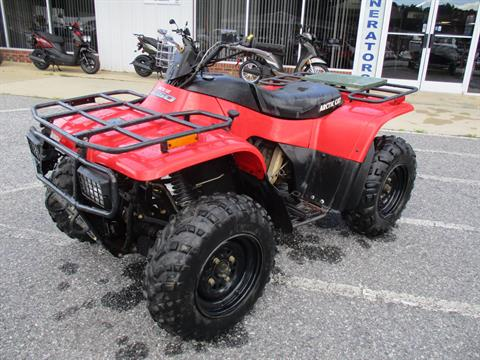 2002 Arctic Cat 250 4X4 in Hendersonville, North Carolina