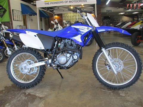2016 Yamaha TT-R230 in Hendersonville, North Carolina