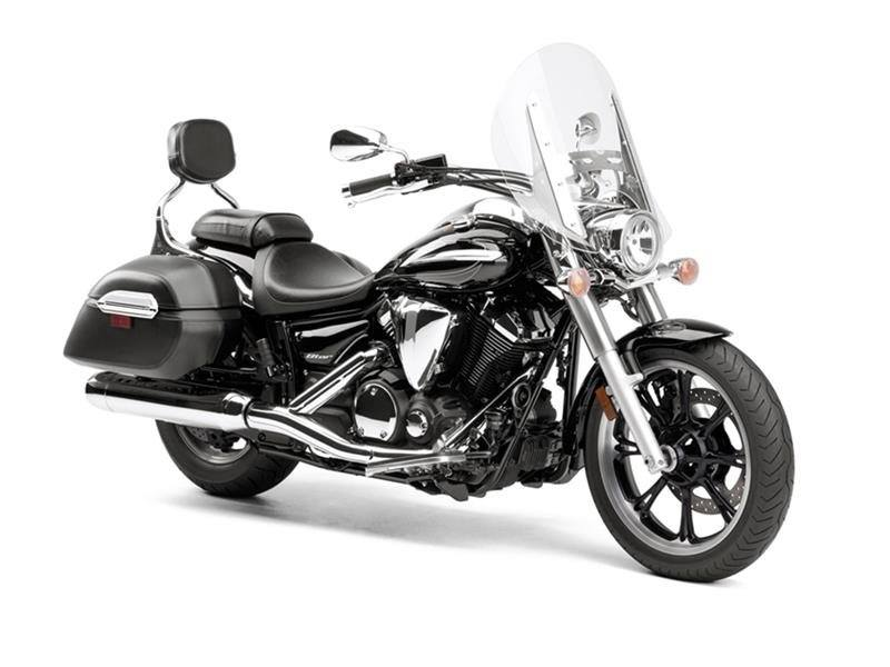 2016 Yamaha V Star 950 Tourer in Hendersonville, North Carolina