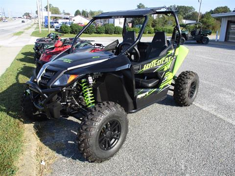 2017 Arctic Cat Wildcat Sport XT EPS in Hendersonville, North Carolina