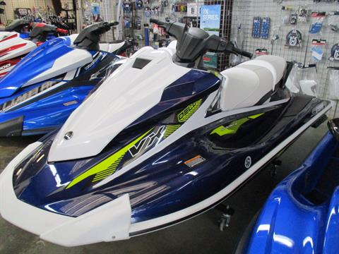 2017 Yamaha VX Deluxe in Hendersonville, North Carolina