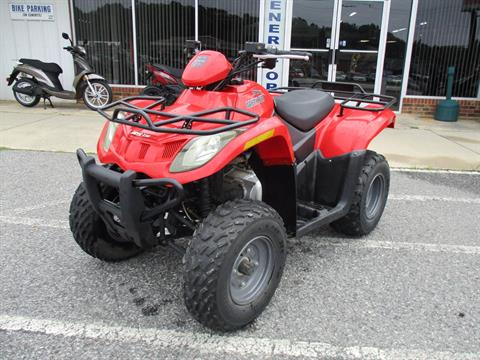 2008 Arctic Cat 250 2x4 Auto in Hendersonville, North Carolina