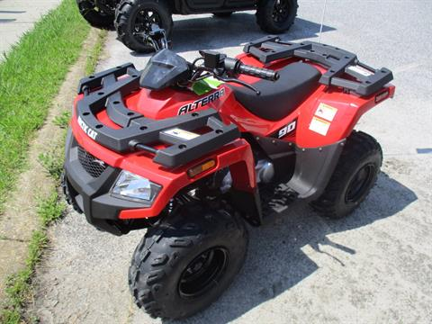 2017 Arctic Cat Alterra 90 in Hendersonville, North Carolina