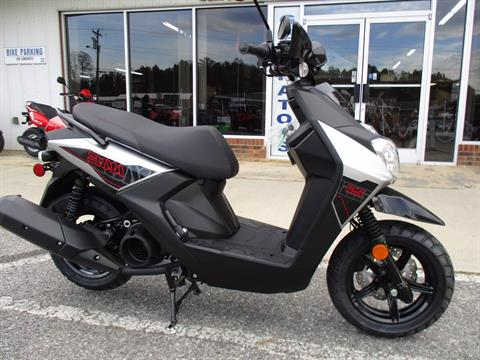 2018 Yamaha Zuma 125 in Hendersonville, North Carolina