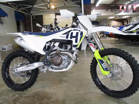 2018 Husqvarna FC 450 in Hendersonville, North Carolina