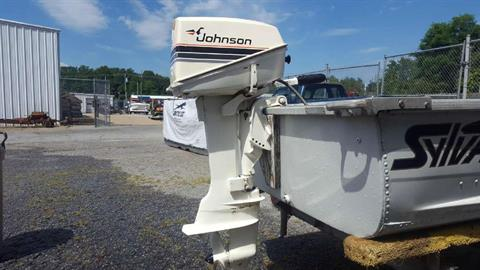 1985 Johnson 6hp Outboard in Hendersonville, North Carolina