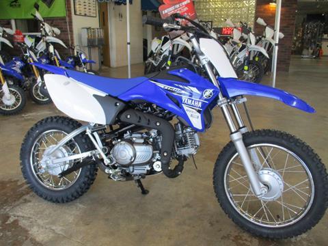 2017 Yamaha TT-R110E in Hendersonville, North Carolina