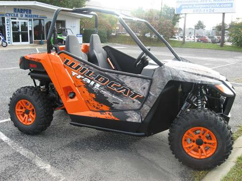 2016 Arctic Cat Wildcat Trail Special Edition in Hendersonville, North Carolina