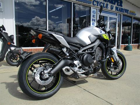 2017 Yamaha FZ-09 in Hendersonville, North Carolina
