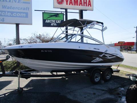 2011 Yamaha AR210 in Hendersonville, North Carolina