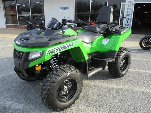 2017 Arctic Cat Alterra TRV 500 in Hendersonville, North Carolina