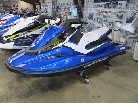 2017 Yamaha EX Deluxe in Hendersonville, North Carolina