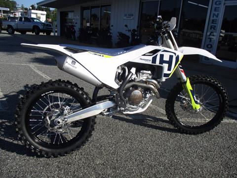 2018 Husqvarna FC 350 in Hendersonville, North Carolina