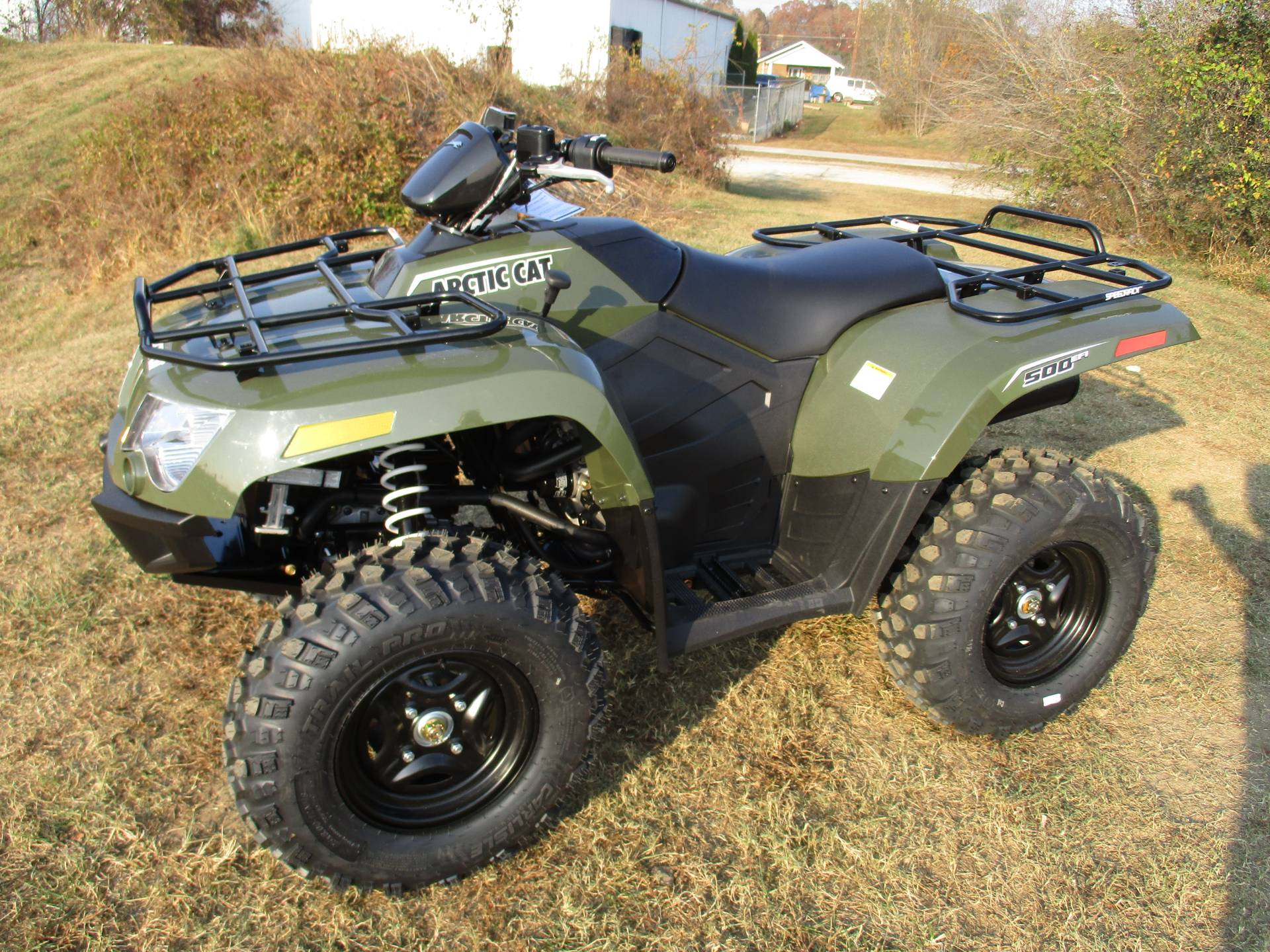 2017 Arctic Cat 500 in Hendersonville, North Carolina