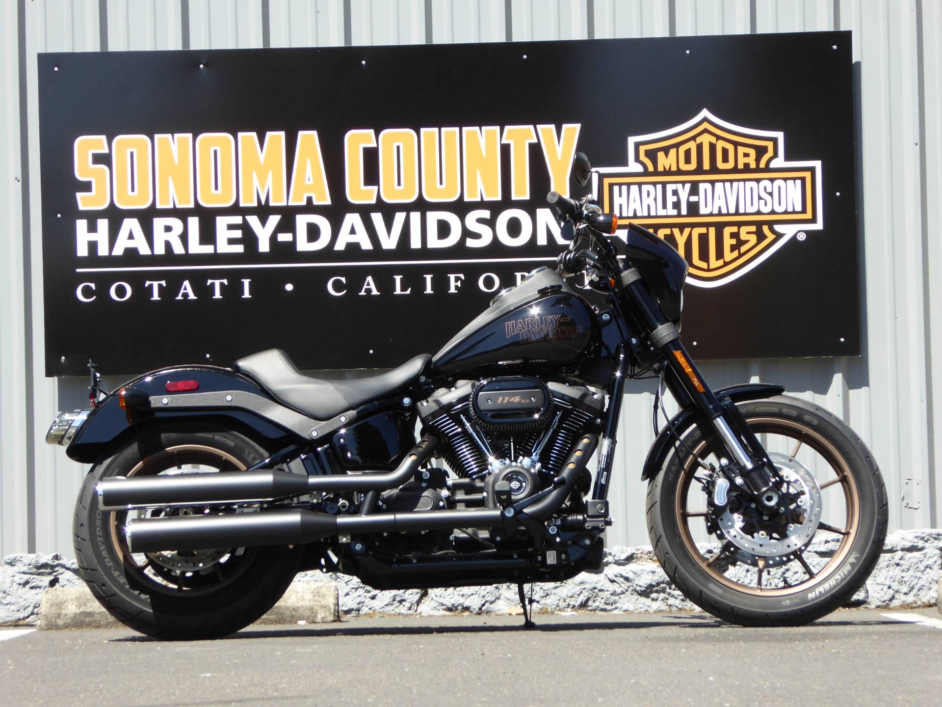 2020 Harley-Davidson Low Rider®S in Cotati, California - Photo 3