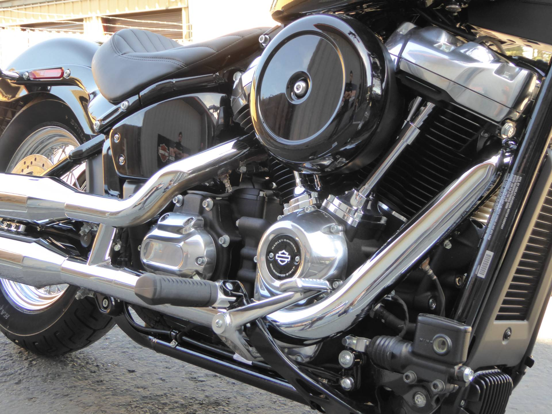 2021 Harley-Davidson SOFTAIL STANDARD in Cotati, California - Photo 6