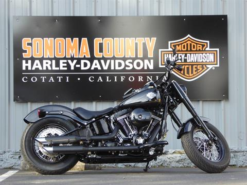 2017 Harley-Davidson Slim in Cotati, California - Photo 1