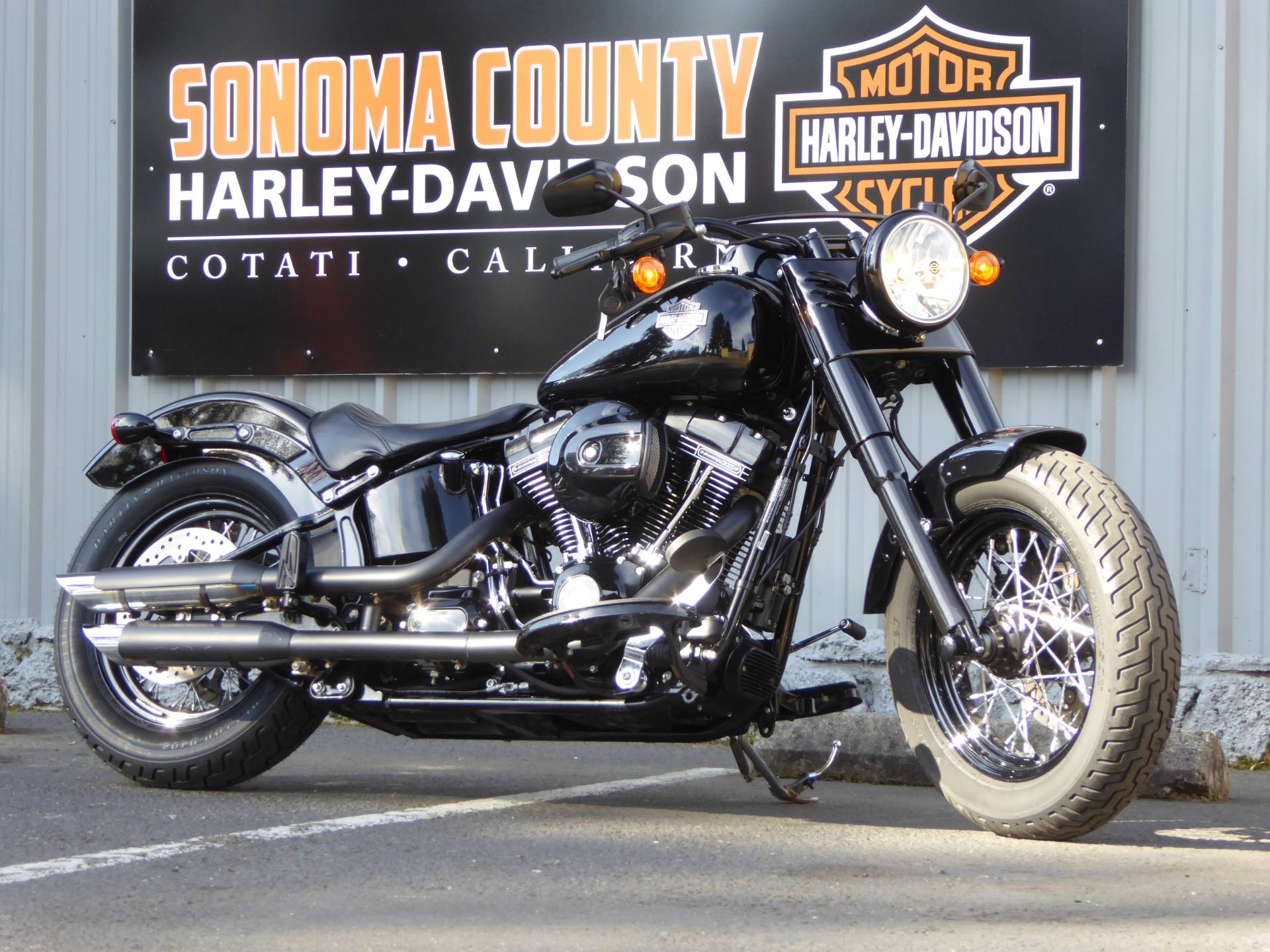 2017 Harley-Davidson Slim in Cotati, California - Photo 2
